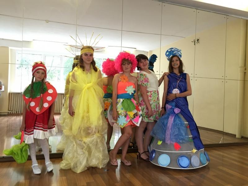 Конкурс костюмов для детей фото